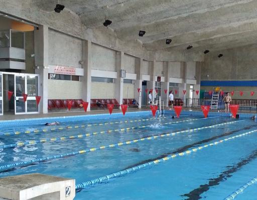 Comp titions du samedi 31 janvier et dimanche 1er f vrier for Chamalieres piscine